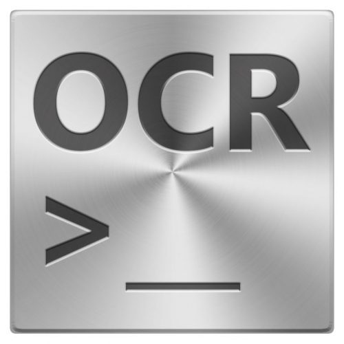 OCR Console Logo 768