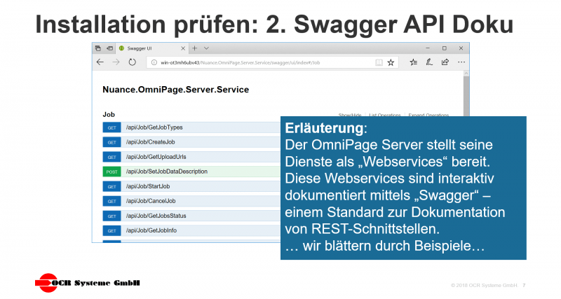 OmniPage Server Screenshot Install 2a