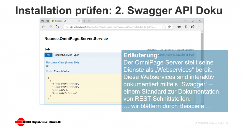 OmniPage Server Screenshot Install 2b