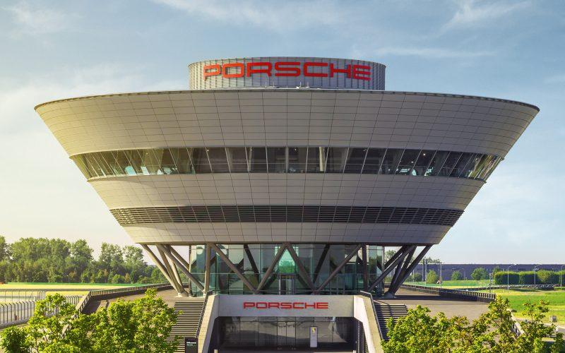 Porsche Kundenzentrum