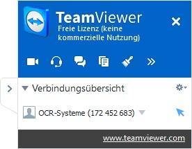 TeamViewer Control Panel